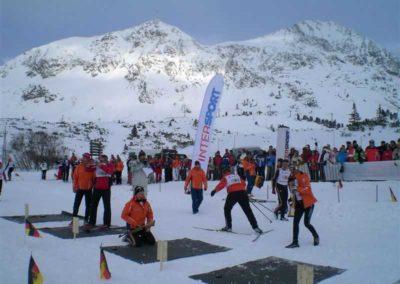 Team Building Biathlon
