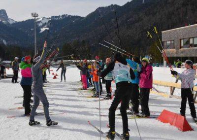 Biathlon Team Event