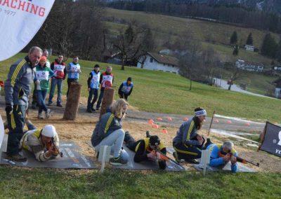 Team Building Event Biathlon