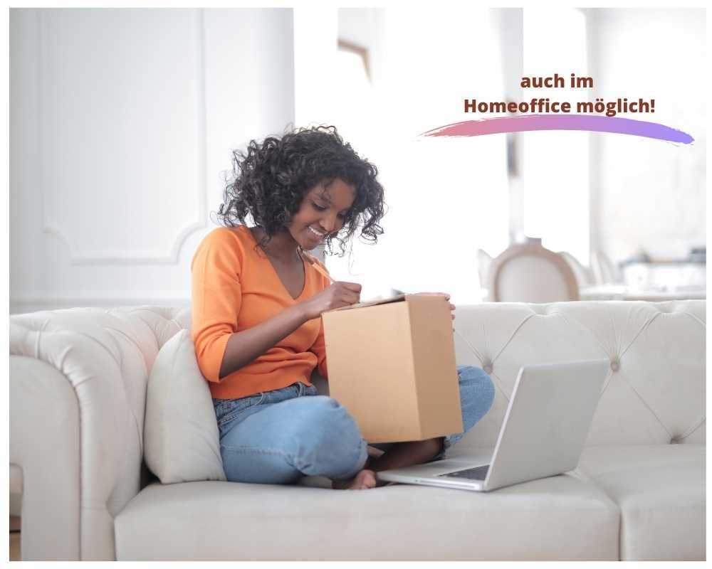 Päckchen Packen als Soziales Event - auch im Homeoffice möglich