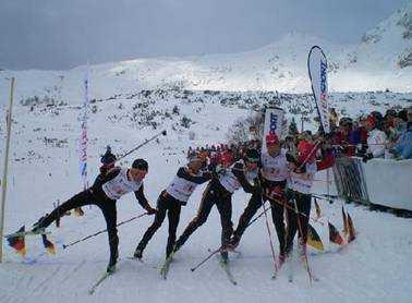 BIathlon Team Building