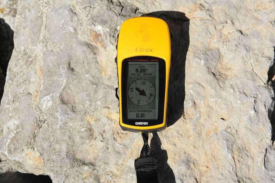 Teamevent GPS Ralley