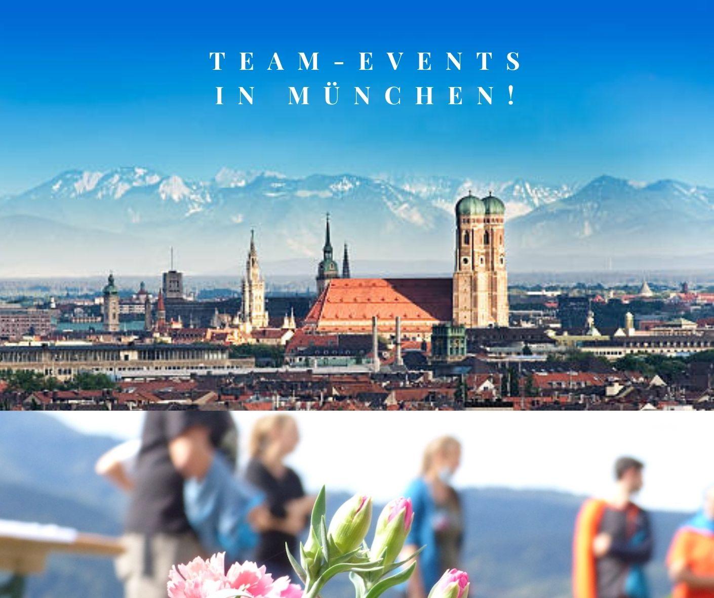 Teamevents in München – Die besten Ideen für Ihr Team Event