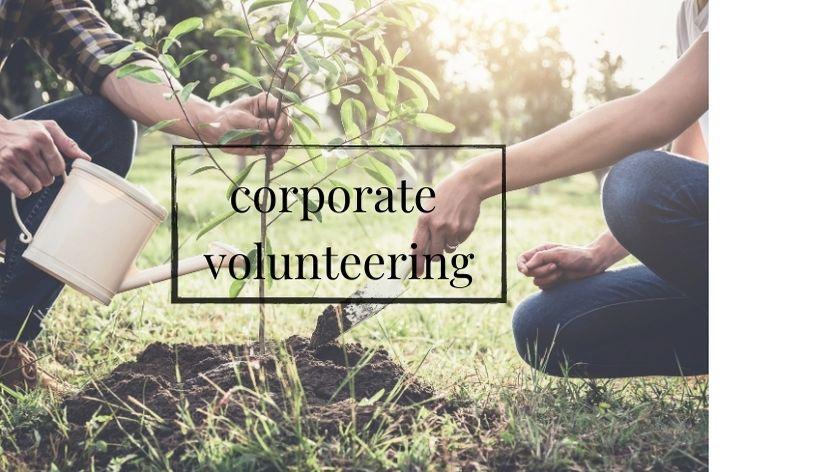 Soziales Engagement - Corporate Volunteering - es gibt viele Bezeichnungen.